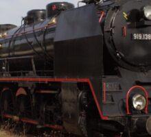 Steam Train BR 919.138 In Vienna, Austria Sticker