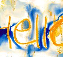 Hello by Sam Fonte