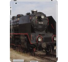 Steam Train BR 919.138 In Vienna, Austria iPad Case/Skin