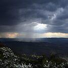 Storm over Megalong... by JennyMac