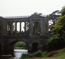 Wilton House, Wiltshire - Palladian bridge by BronReid
