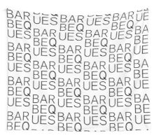 Barbeques - BAR BEQ UES Wall Tapestry
