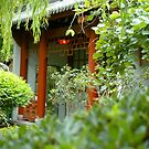 Chinese Temple by Hughsey