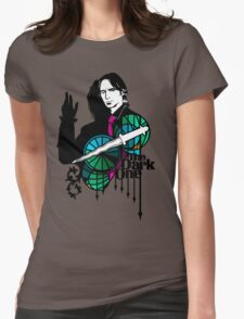 Shadows The Dark One Womens Fitted T-Shirt
