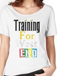 Training For West End Women's Relaxed Fit T-Shirt