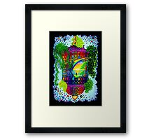 lanternworld Framed Print