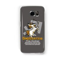 Sagittarius The Archer Samsung Galaxy Case/Skin