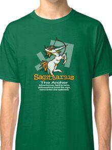 Sagittarius The Archer Classic T-Shirt