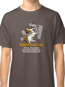 Sagittarius The Archer Classic T-Shirt