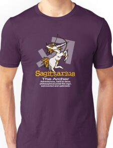 Sagittarius The Archer Unisex T-Shirt