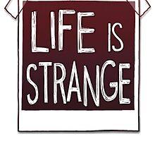 life is strange by kupubaja