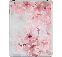 Meshed Up Japanese Sakura Blossoms iPad Case/Skin