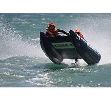 Thundercat Power Boat Racing Photographic Print