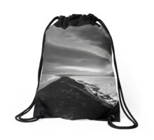The Neck - Bruny Island - Tasmania Drawstring Bag