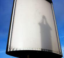 Street broadcast 3 by Mark  Coward
