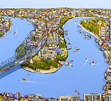 Riverside by Adam Bogusz