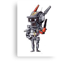 chappie Canvas Print