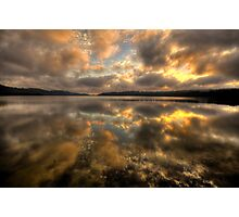 Genuflection - Narrabeen Lakes, Sydney - The HDR Experience Photographic Print