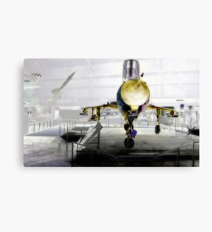 Air Force Museum Canvas Print