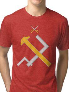 Girls und Panzer - Pravda Tri-blend T-Shirt