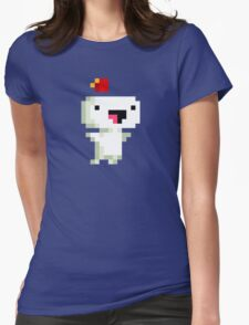 Fez - Jump For Joy Womens Fitted T-Shirt