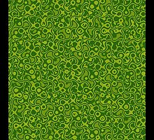 Greens iPhone / Samsung Galaxy Case by Tucoshoppe
