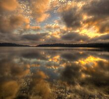 Ultimate Reflections - Narrabeen Lakes - The HDR Experience by Philip Johnson