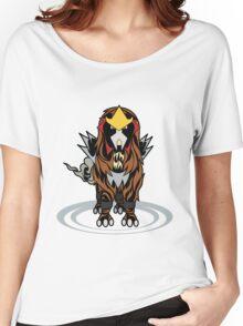 Tribal Entei Women's Relaxed Fit T-Shirt