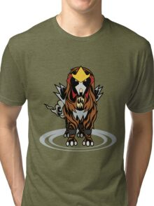 Tribal Entei Tri-blend T-Shirt