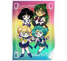 Outer Senshi Poster