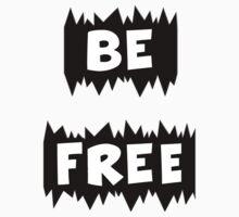 Be Free Kids Tee