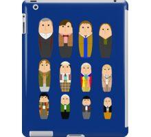 Doctor Who Babushka Dolls iPad Case/Skin