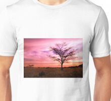 Twilight On The Savanna  Unisex T-Shirt