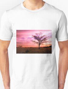 Twilight On The Savanna  T-Shirt