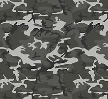 Camouflage (Camo) Pattern by tshirtdesign