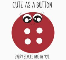 Cute as a button! by UzStore