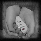 Live Love Dream by Shelly Harris