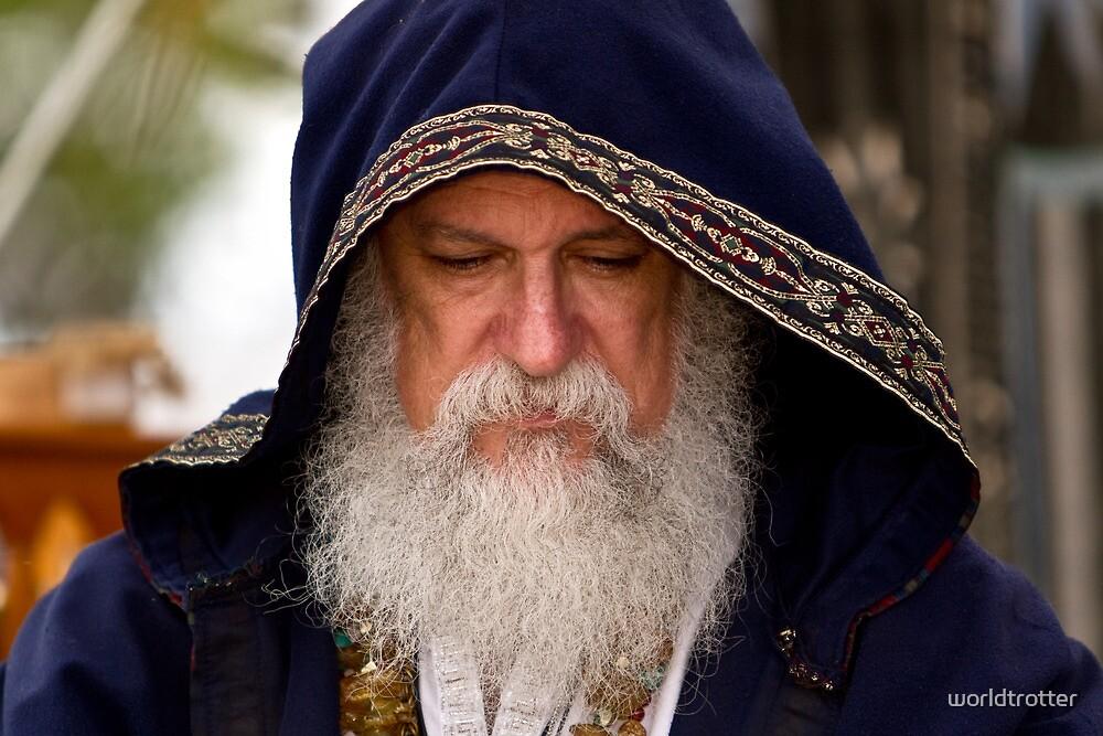 The Alchemist, Miami Renaissance Festival by Tomas Abreu