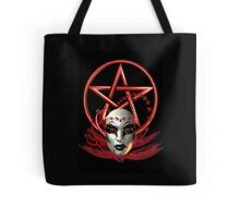 Mask of the Vampire Tote Bag