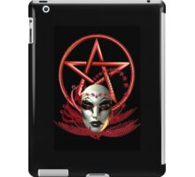 Mask of the Vampire iPad Case/Skin