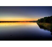 Dawn - Lake Joondalup Photographic Print