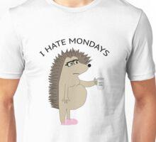 I Hate Mondays Hog Unisex T-Shirt