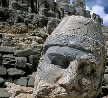 Nemrut Dagi by Kerry Dunstone