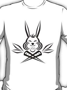 funny bunny T-Shirt
