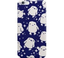 Doctor Who Adipose Cute Pattern iPhone Case/Skin