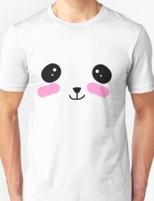 Cartoon Panda T-Shirt
