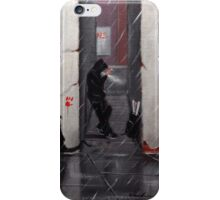 Alley Rat iPhone Case/Skin