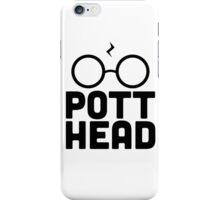 Pott Head iPhone Case/Skin