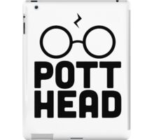 Pott Head iPad Case/Skin