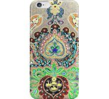 kashmir-chocolatte iPhone Case/Skin